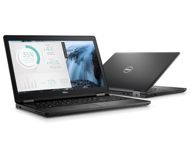 Dell Latitude 5580<br>Garanti: 2020-06-30