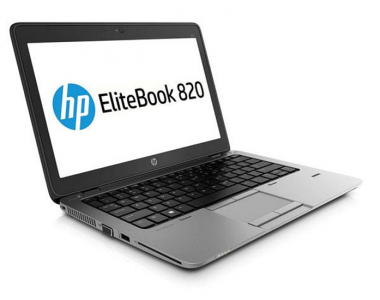 HP EliteBook 820 G2<br>Garanti 1 år